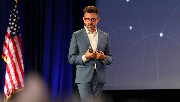 Marc Brackett at TEACH 2019