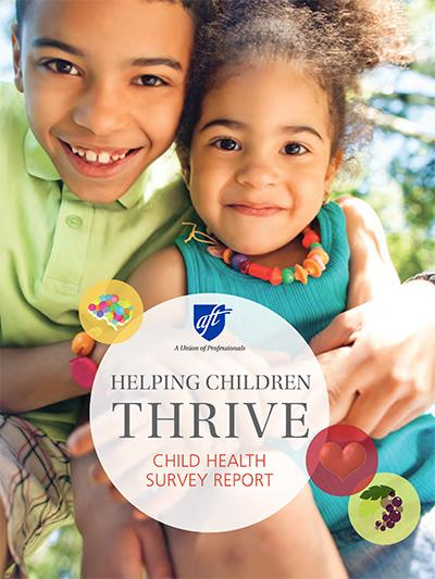 Helping children thrive