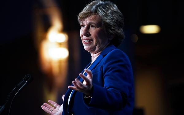 Randi Weingarten gives keynote address