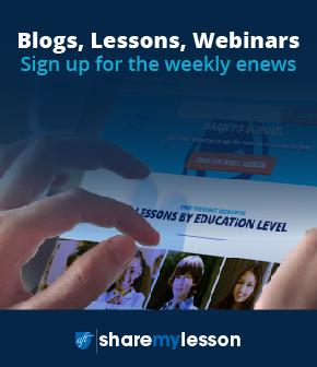 Share My Lesson News