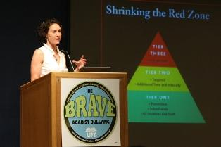 Be BRAVE Against Bullying conference