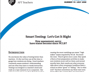 Smart Testing: Let's Get It Right