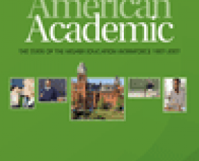 American Academic: The State of the Higher Education cover image