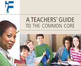 A Teachers' Guide to the Common Core