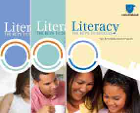 Literacy: The Keys To Success