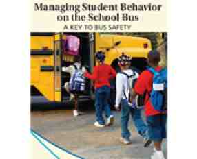 Managing Student Behavior School Bus Thumbnail