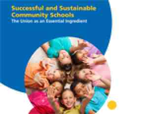 Successful and Sustainable Community Schools