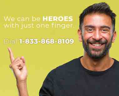 HEROES Act click to call