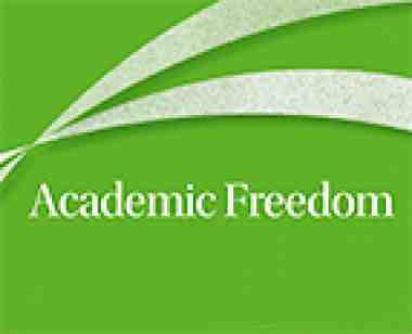 Academic Freedom image