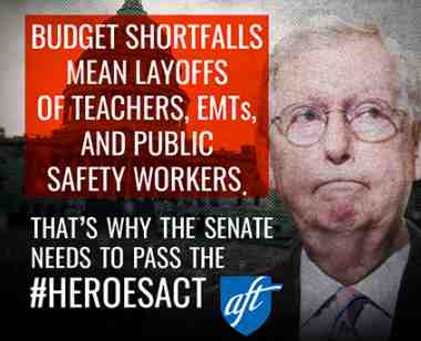Pass the HEROES Act