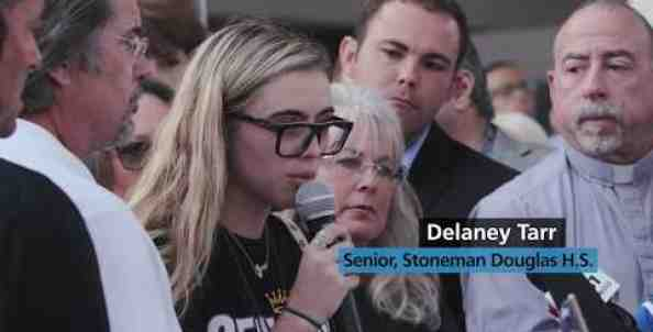 Student Survivors Lead Charge to Change Gun Laws