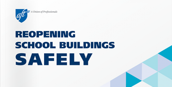 reopening school buildings safely